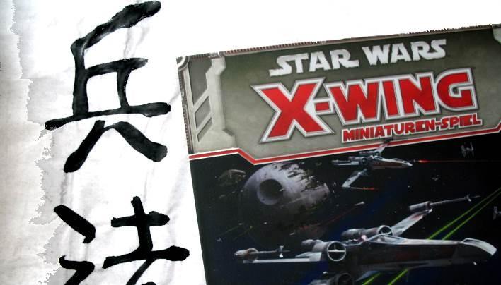 Bing Fa X-Wing I: Tie Advanced