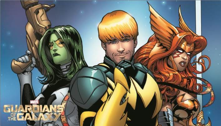 Rezension: Guardians of the Galaxy #3 – Infinity Ausgabe