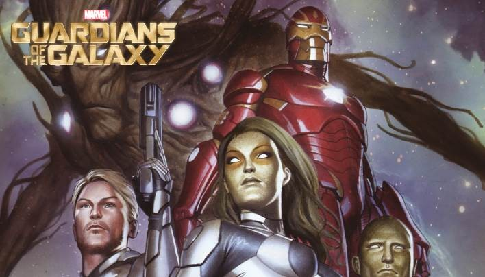 Rezension: Guardians of the Galaxy (Sammelband)