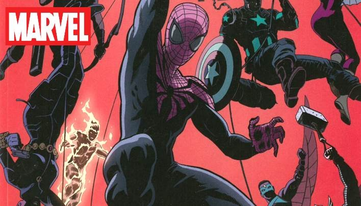 Rezension: Spider-Man Team-Up #1 – Scarlet Spider