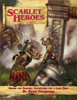 Scarlet Heroes Core Cover