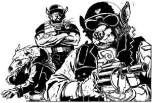 Vargr Polizei