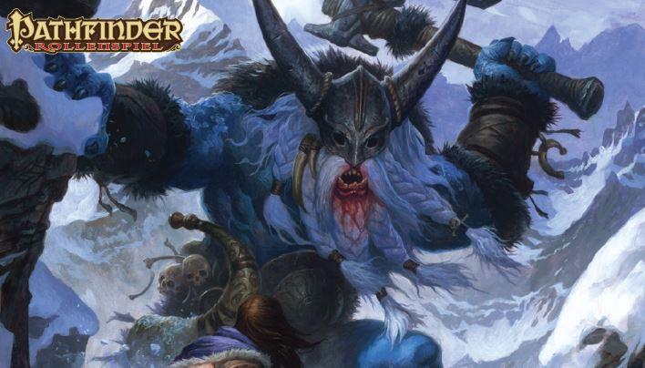 Rezension: Pathfinder – Almanach der Riesen