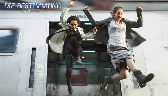 Rezension: Die Bestimmung – Divergent (BluRay)