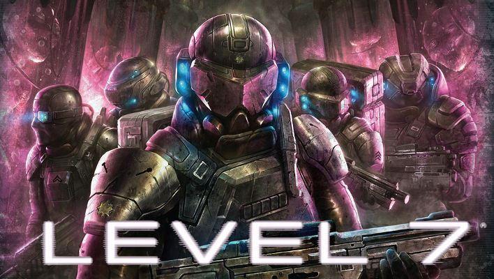 Klaustrophobe Alienhatz – Level 7 [Omega Protocol]