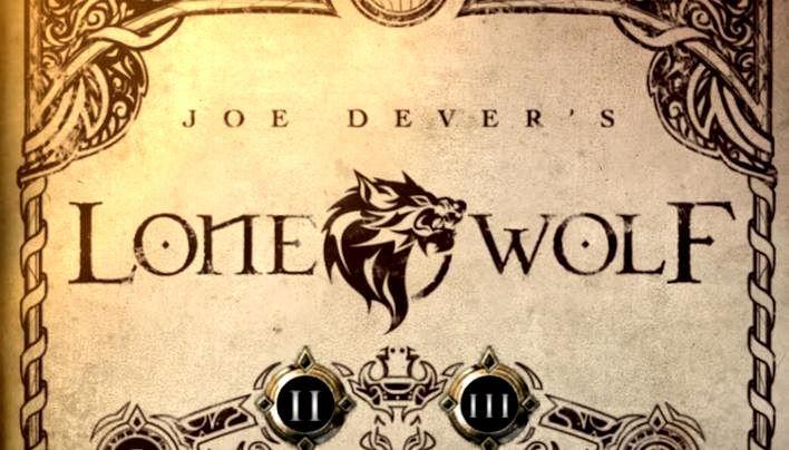 Lone Wolf: Spiel ohne Buch