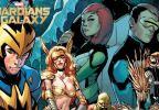 Neue X-Men 14 GotG Crossover Teaser