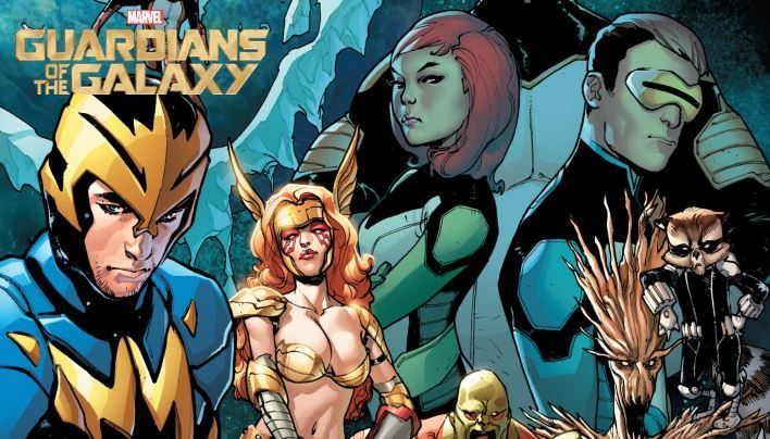 Rezension: Die Neuen X-Men #14 / Guardians of the Galaxy-Crossover