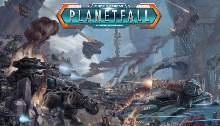 Vorschau: Planetfall – ein neues Tabletop im Firestorm-Universum