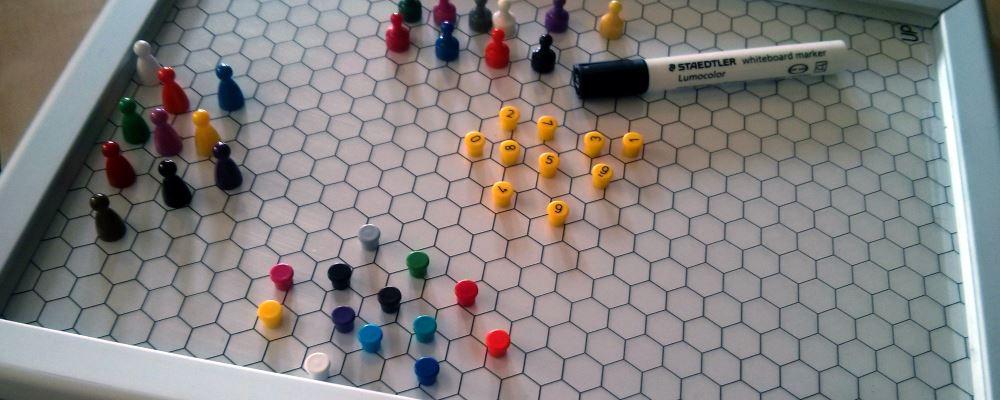Viele verschiedene Spielsteine befinden sich im Sortiment von  Tp-Media.