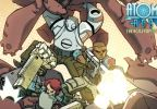 Atomic Robo Teaser FATE Core