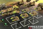Firestorm Armada Bakash Fleet Teaser