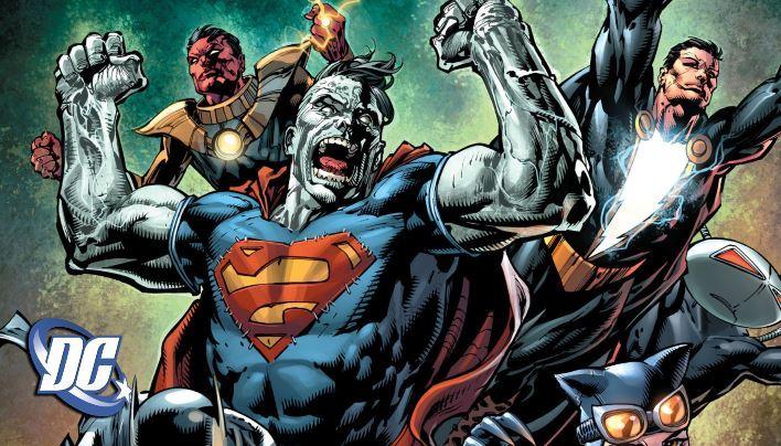 Rezension: Forever Evil #5 – Leben und leben lassen (DC Comics)