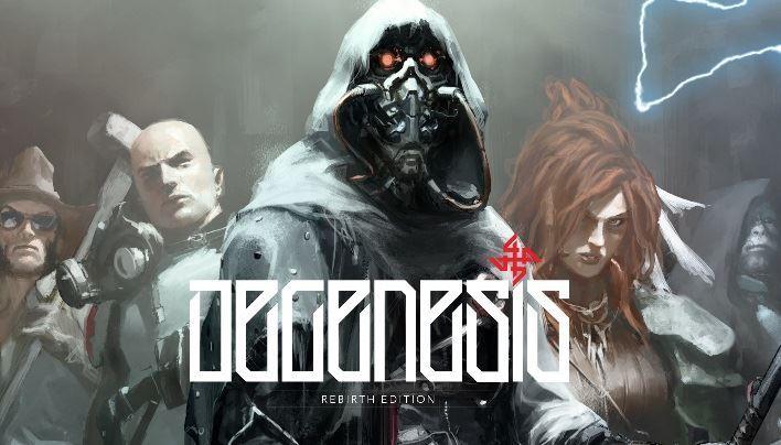 Rezension: Degenesis Rebirth Edition – Die Wiedergeburt des Primal Punk