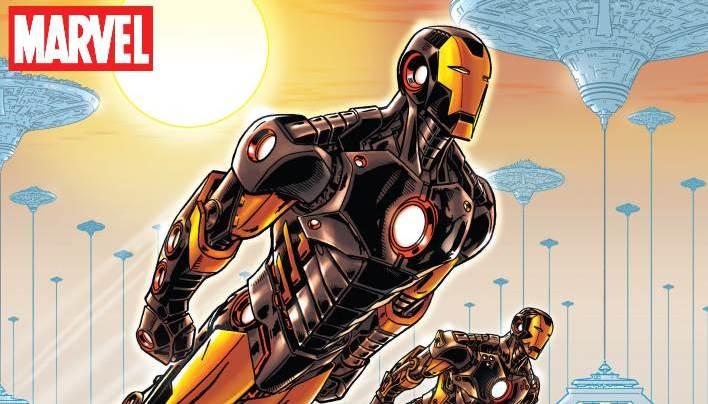 Rezension: Iron Man Special #01  – Stadt der Zukunft