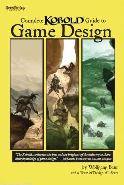 Kobold Game Design Cover