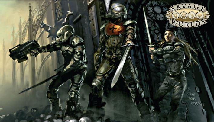 Rezension: Necropolis 2350 – Sakrales Savage Worlds gegen die Untoten
