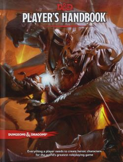 Players Handbook Cover