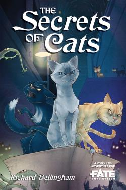 Secret of Cats FATE Cover