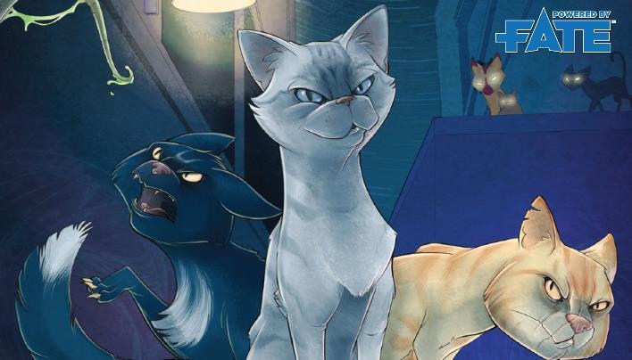 Rezension: The Secrets of Cats – Ein Fate Core-Setting