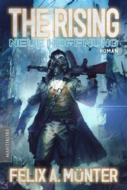 The Rising Felix Muenter Cover