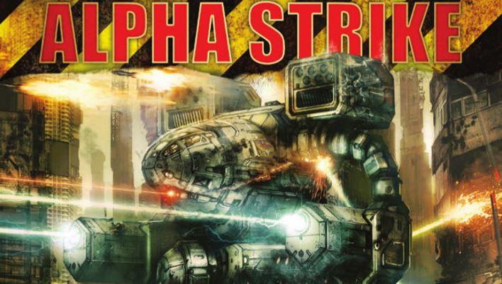 Alpha Strike – Battletech für Zwischendurch?