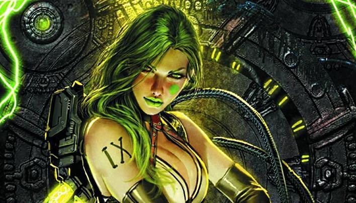 Rezension: Aphrodite IX – Cyborg-Killerin mit Gefühl