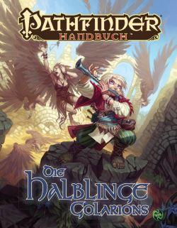 Halblinge Golarions Pathfinder Cover