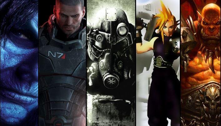 Was Videospiele mir über Rollenspiel beigebracht haben