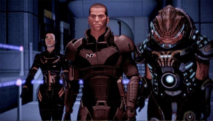 Lebendige NSC bereichern die Spielwelt. Mass Effect 2 zeigt, dass sie sogar zu virtuellen Freunden werden können.