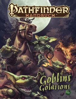 Pathfinder Goblins Cover