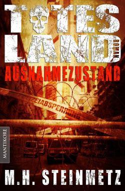Totes Land 1 Steinmetz Mantikore Verlag