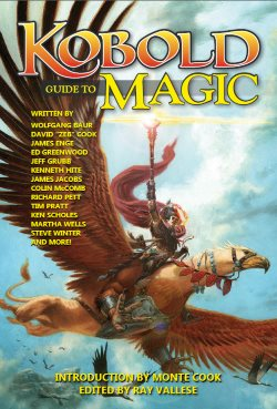 Cover Guide to Magic KOBOLD PRESS