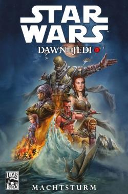 Dawn of the Jedi Machtsturm