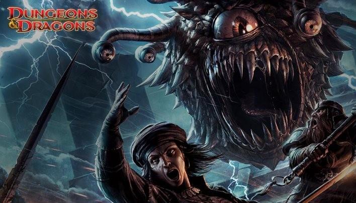 Rezension: Die Monster sind los für D&D5 – Das Monster Manual