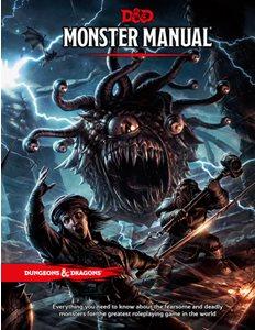 DnD_MonsterManual Cover