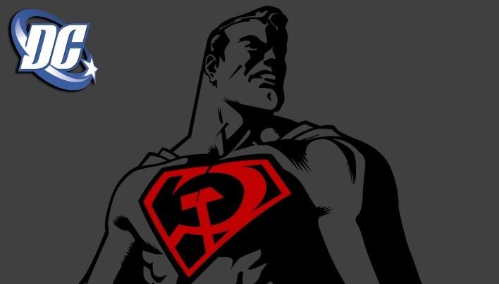 Rezension: Sammelband, Genosse Superman (DC Comics)