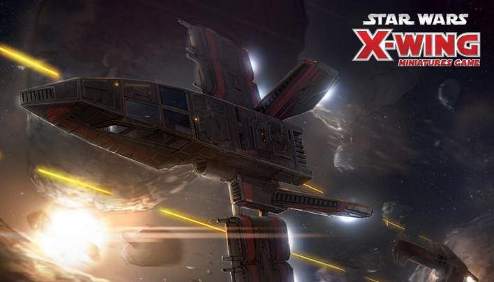 Bing Fa X-Wing II: HWK-290 – träger Pott mit Potential
