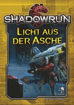 Licht aus der Asche shadowrun 5 Cover