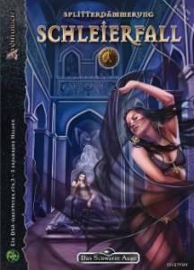 DSA Abenteuer Schleierfall Cover