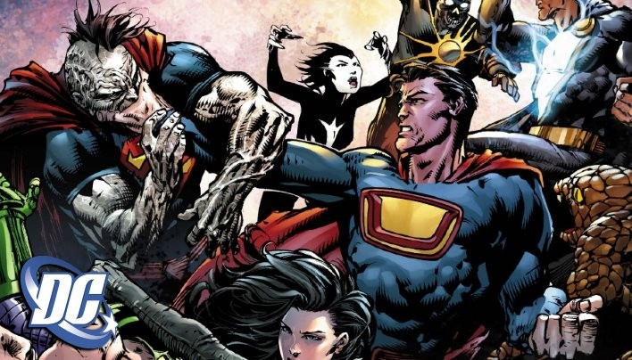 Rezension: Forever Evil, Ausgabe 7 – Das schockierende Finale (DC Comics)