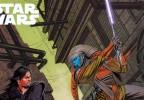 Star Wars Gefangener von Bogan Comic Panini teaser