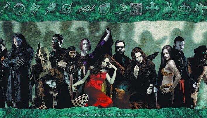 V20D – Vampire: Die Maskerade in der Jubiläumsausgabe bald auf Deutsch verfügbar!