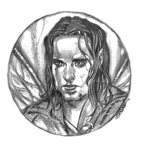 Ein Windling von Ulisses aus Earthdawn 4