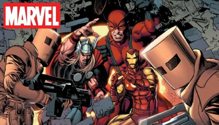 Rezension: Avengers #17 (Marvel Comics) – Amoklauf der Avengers