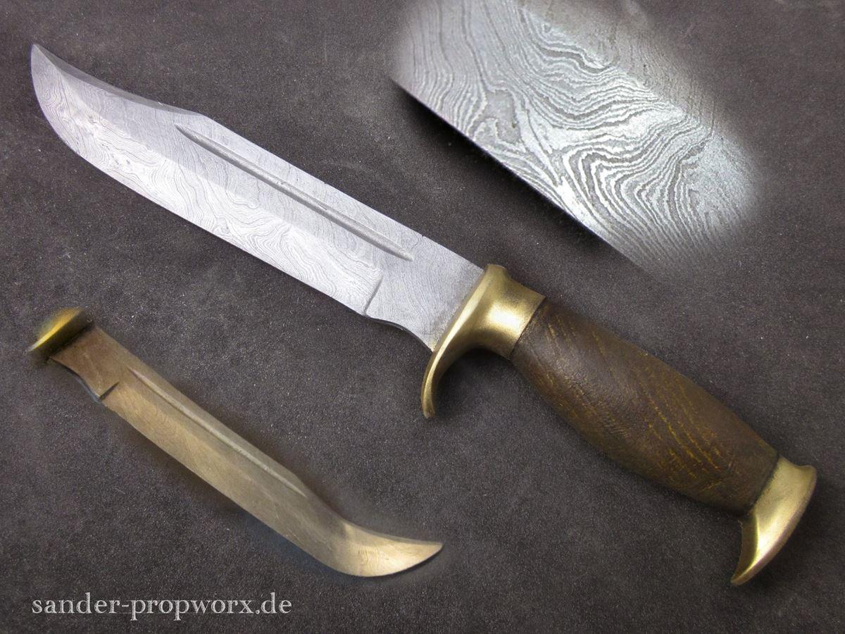 Damastmesser (c) Sander-Propworx