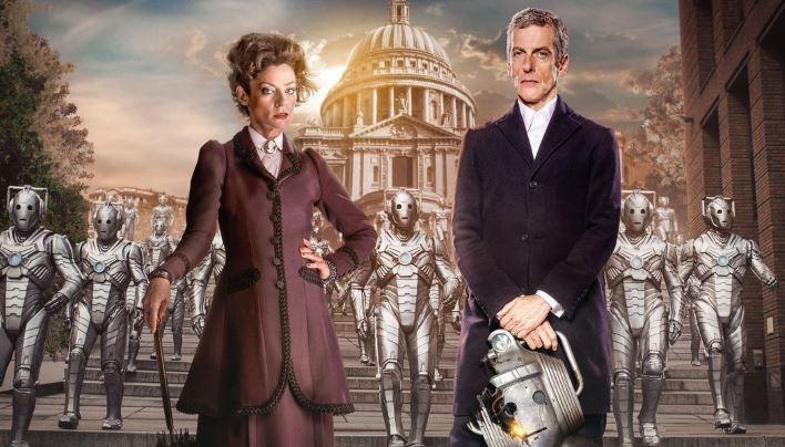 Angeschaut: Neuer Doktor, alte Begleiterin – Die achte Staffel von Dr. Who