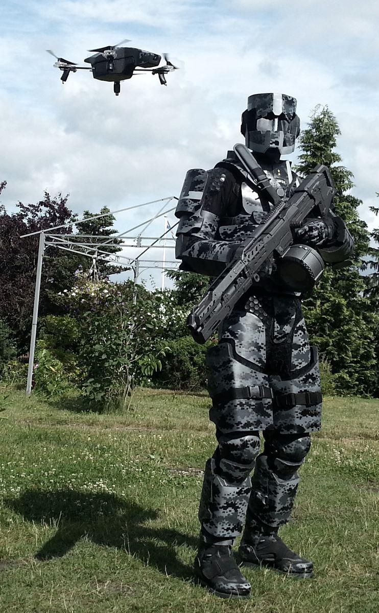 Ghost-Recon-Soldier (c) Aljoscha Cesnik