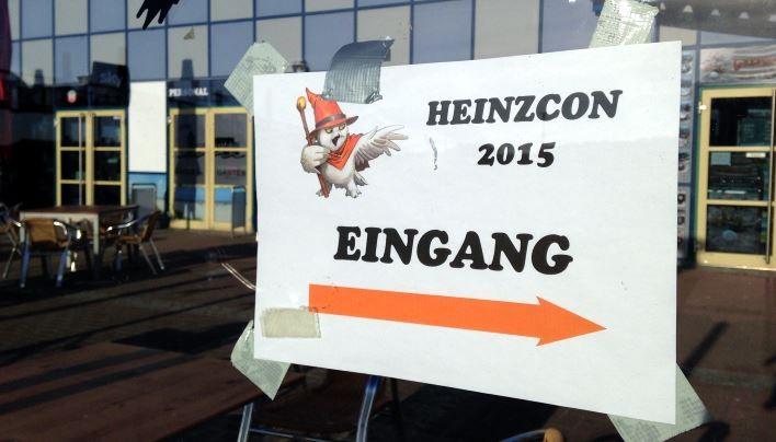 HeinzCon 2015 – Ab an die See!