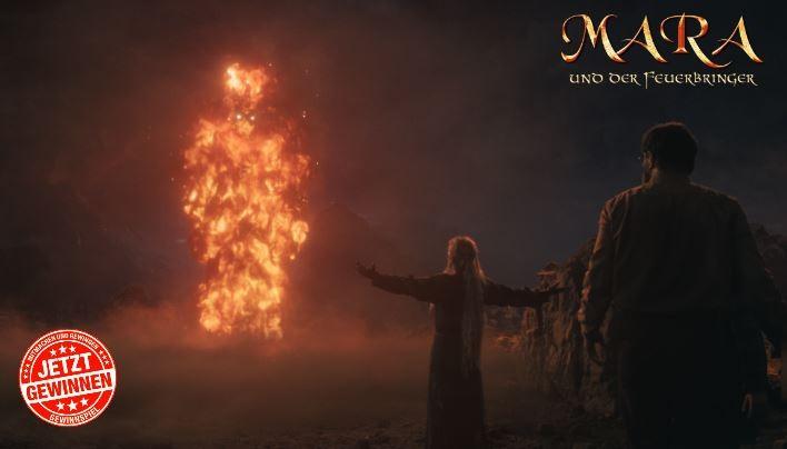 Deutsche Fantasy feiert ihr Comeback – Gewinnt Karten und Anderes für Mara und der Feuerbringer